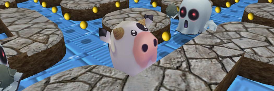 3D Pac-Farm
